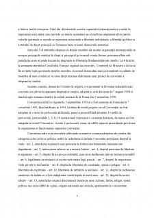 Mecanisme de protecție a drepturilor omului - Pagina 2