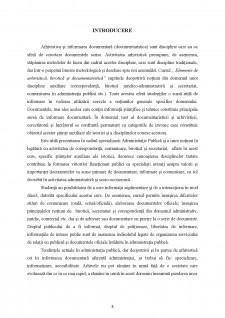 Elemente de arhivistica, birotica si documentaristica - Pagina 3