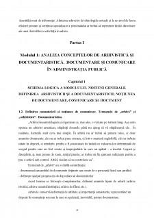 Elemente de arhivistica, birotica si documentaristica - Pagina 4