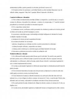 Noțiunea de licență - Pagina 2