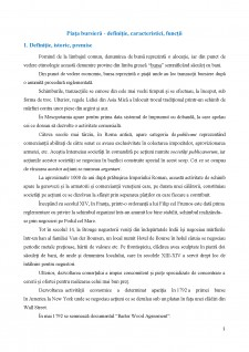 Piata bursiera - definitie, caracteristici, functii - Pagina 1