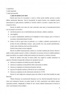 Piata bursiera - definitie, caracteristici, functii - Pagina 4