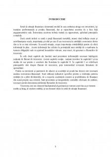 Politici și practici contabile privind Trezoreria - studiu de caz pentru o societate din România - Pagina 3