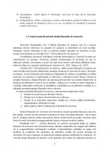 Politici și practici contabile privind Trezoreria - studiu de caz pentru o societate din România - Pagina 5