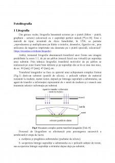 Fotolitografia - Pagina 1