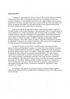 Asigurări de viață în contracte de creditare - comparație BCR - BRD - Pagina 3