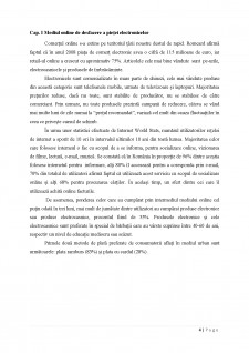 Analiza comparativă a site-urilor de produse electronice Newegg, PC Garage și MediaDOT - Pagina 4