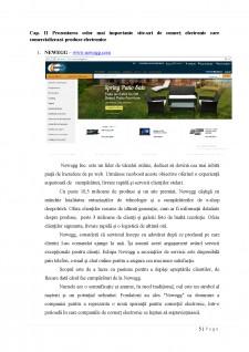 Analiza comparativă a site-urilor de produse electronice Newegg, PC Garage și MediaDOT - Pagina 5