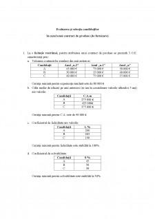 Evaluarea și selecția candidaților în cazul unui contract de produse (de furnizare) - Pagina 1
