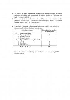 Evaluarea și selecția candidaților în cazul unui contract de produse (de furnizare) - Pagina 2