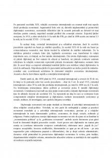 Diplomația comercială XIX - Pagina 1