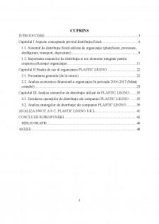 Strategii de distribuție fizică, logistică, adoptate de organizație - Pagina 2