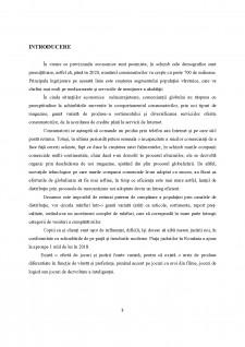 Strategii de distribuție fizică, logistică, adoptate de organizație - Pagina 3