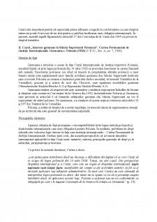 Jurisprudența internațională - Pagina 2