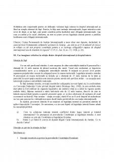Jurisprudența internațională - Pagina 3