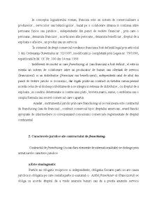 Contractul de Franchising - Pagina 4