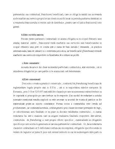 Contractul de Franchising - Pagina 5
