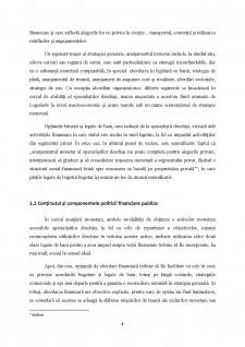 Eficiența politicilor fiscal-bugetare keynesiste - Pagina 4