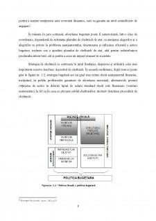 Eficiența politicilor fiscal-bugetare keynesiste - Pagina 5