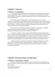 Elemente tehnice ale asigurărilor cuprinse în contractele de asigurări - Pagina 3