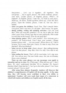 Teaching english to children - an overview - Pagina 4