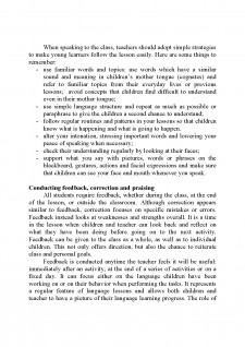Teaching english to children - an overview - Pagina 5