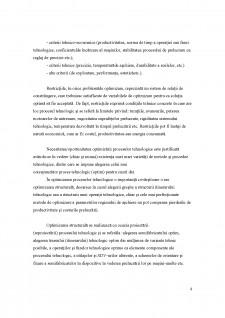 Bazele optimizării proceselor tehnologice - Pagina 4