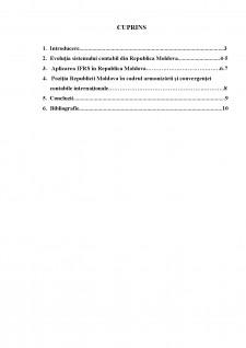 Poziția Republicii Moldova în candrul armonizării și convergenței contabile internaționale - Pagina 2