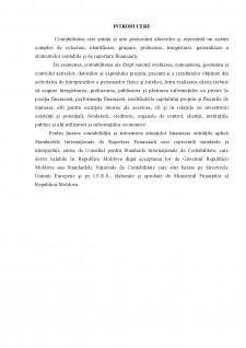 Poziția Republicii Moldova în candrul armonizării și convergenței contabile internaționale - Pagina 3