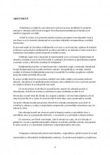 Jocul de rol în dezvoltarea competențelor socio-emoționale și morale - Pagina 4