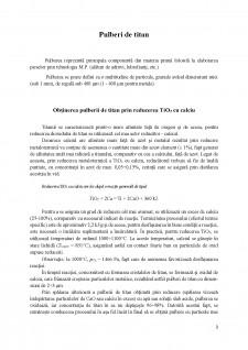 Pulberi de titan - Pagina 3