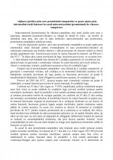 Mijloace juridice de apărare ale promitentului-cumpărător prin intermediul cârții funciare - Pagina 1