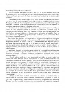 Mijloace juridice de apărare ale promitentului-cumpărător prin intermediul cârții funciare - Pagina 2