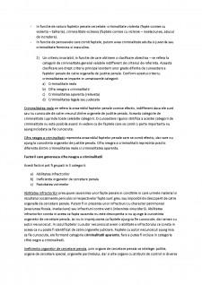 Criminalul și criminalitatea - Pagina 2
