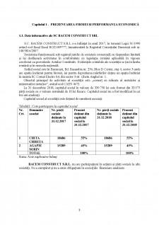 Management financiar contabil - SC Bacem Construct SRL - Pagina 3