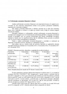 Management financiar contabil - SC Bacem Construct SRL - Pagina 5