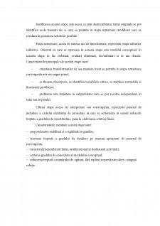 Studiul teoriei clasice a proiectării - Pagina 4