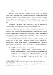 Protecția sănătății și securității în muncă în Uniunea Europeană - Pagina 5