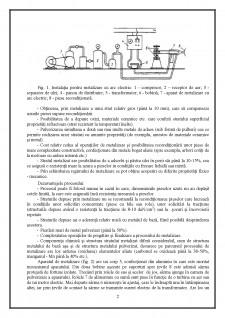Recondiționarea pieselor uzate ale autovehiculelor prin metalizare - Pagina 3
