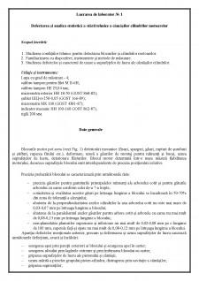 Defectarea și analiza statistică a stării tehnice a cămășilor cilindrilor motoarelor - Pagina 2