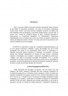 Leasing - Pagina 1