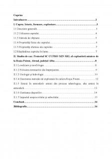 Geologie - Pagina 1