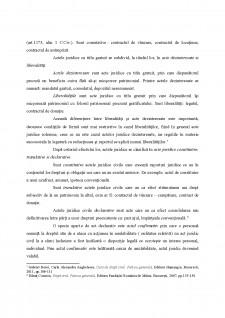 Actul juridic civil - Pagina 4