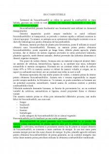 Biocombustibili - Pagina 1