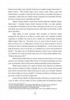 Învățătura sfantului Grigorie Palama despre energiile necreate - disputa palamită - Pagina 5