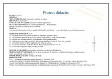 Drepte perpendiculare, drepte paralele - Pagina 1