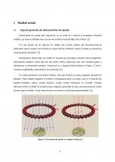 Dezvoltarea unui sistem de detecție a corpurilor conductoare - Pagina 4
