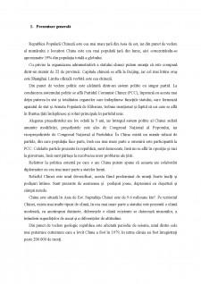 Sistemul economic al Chinei - Pagina 1