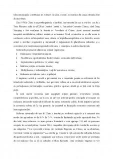Sistemul economic al Chinei - Pagina 4