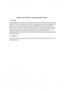 Corelația dintre indicele BET și cursul de schimb valutar - Pagina 3